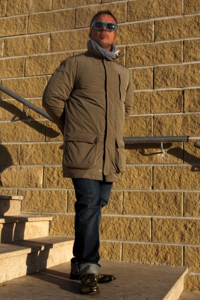 Outfit maschile Emporio Armani