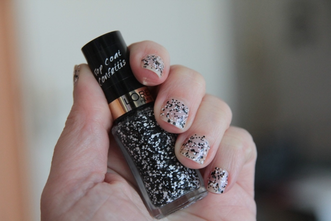 Top Coat Confettis _L'Oreal