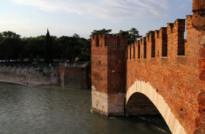 Ponte di Castel Vecchio (Ponte Scaligero) - Verona