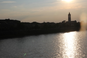 Fiume Adige - Verona