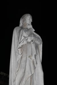 Piazza dei Signori, Verona - monumento a Dante Alighieri