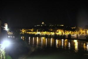 Adige by Night, Verona