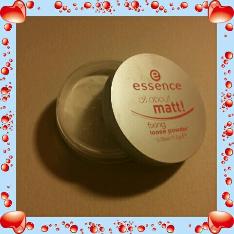 cipria all about matt! essence