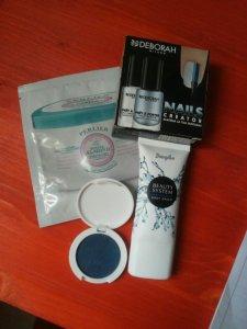 regalo azzurro mix&match blog