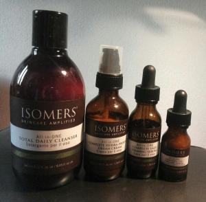 Linea All-in-ONE Isomers: i prodotti che ho provato fino a oggi *