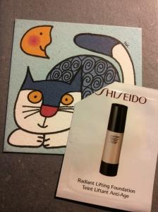 fondotinta shiseido